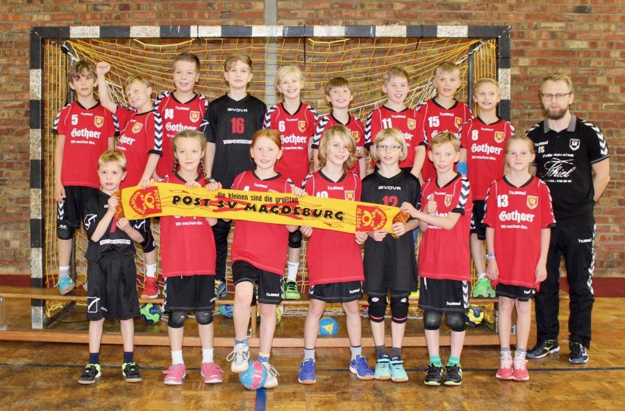 Post Magdeburg Handball